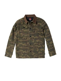 CRE6Boys 8- 6 Byron Jacket by Quiksilver - FRT1