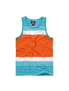 AZBBoys 8- 6 Block Point Tank Top by Quiksilver - FRT1