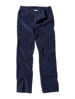 BTK0Boys 8- 6 Union Heather Pants by Quiksilver - FRT1
