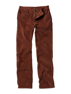 CRP0Boys 8- 6 Union Heather Pants by Quiksilver - FRT1