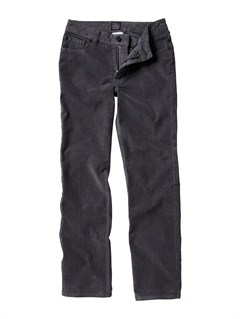 KRP0Boys 8- 6 Union Heather Pants by Quiksilver - FRT1