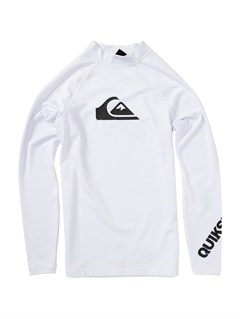 WHTBaby All Time LS Rashguard by Quiksilver - FRT1