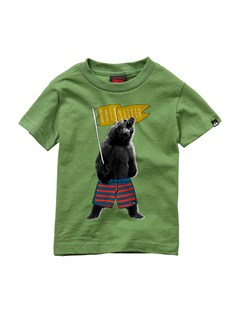 GKOBaby Big Foot T-Shirt by Quiksilver - FRT1