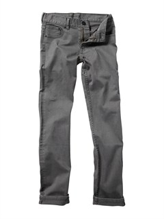 KPG0Boys 2-7 Distortion Jeans by Quiksilver - FRT1