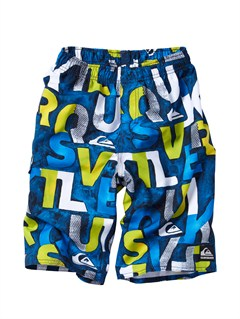 NVYBoys 2-7 Talkabout Volley Shorts by Quiksilver - FRT1