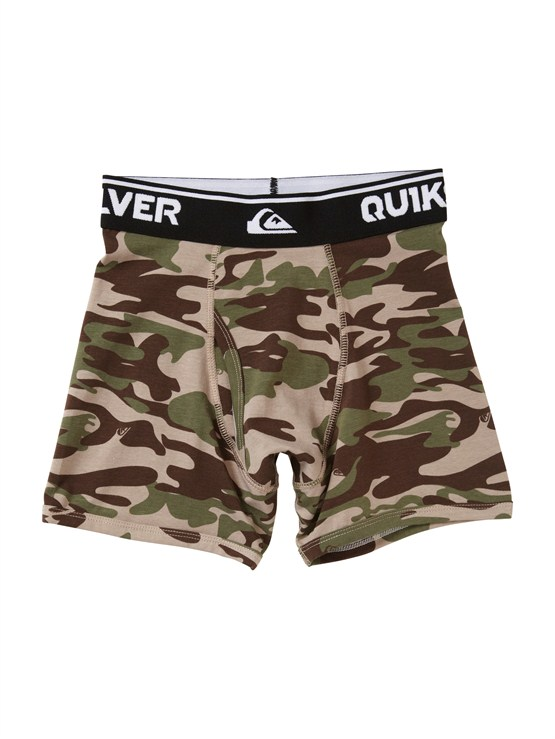 GRA0Boys 2-7 Boardies Hat by Quiksilver - FRT1