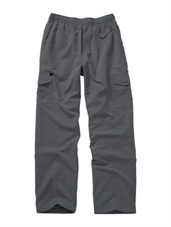 KRP0Boys 2-7 Union Heather Pants by Quiksilver - FRT1