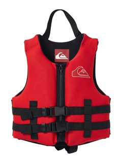 REDBoys Syncro 3/2 Back Zip Flat Lock Wetsuit by Quiksilver - FRT1