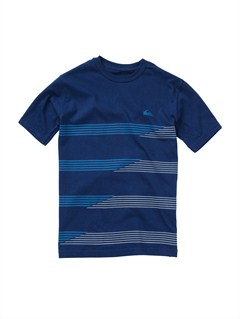 BSA0Boys 2-7 Checkers T-Shirt by Quiksilver - FRT1