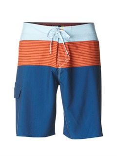 "BFG0Yoke Checker  8"" Boardshorts by Quiksilver - FRT1"