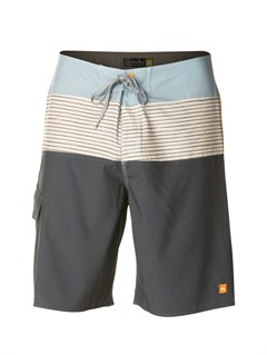 "SLA0AG47 New Wave Bonded  9"" Boardshorts by Quiksilver - FRT1"
