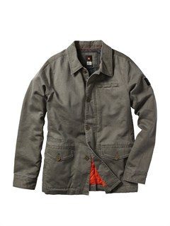 CRH0Men s Front Zip Sup Jacket by Quiksilver - FRT1