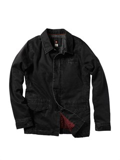 KVJ0Carpark Jacket by Quiksilver - FRT1