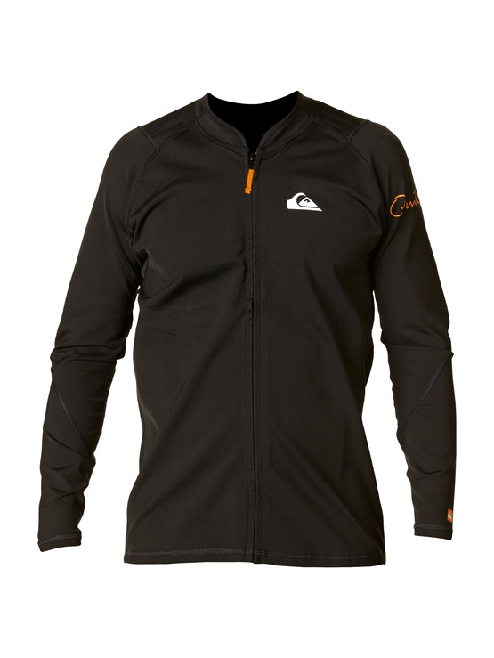 KVD0Ignite 2MM LS Monochrome Jacket by Quiksilver - FRT1