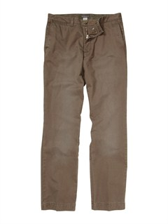 CRH0Class Act Chino Pants  32  Inseam by Quiksilver - FRT1