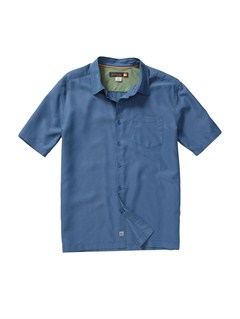 BQP0Ventures Short Sleeve Shirt by Quiksilver - FRT1