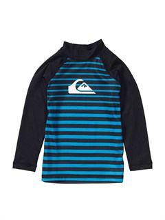 CYNBoys 2-7 All Time LS Rashguard by Quiksilver - FRT1