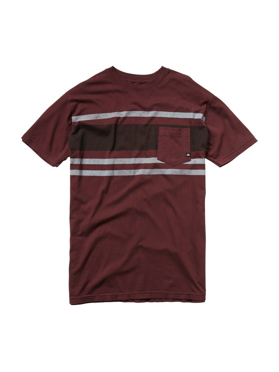 RSS0Easy Pocket T-Shirt by Quiksilver - FRT1