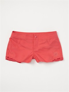 PPNGirls 7- 4 Breezy Day Boardshorts by Roxy - FRT1