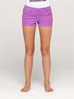 PKY0Girls 7- 4 Ferris Wheel Shorts by Roxy - FRT1