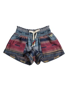 BRQ3Girls 7- 4 Lisy Patch Short by Roxy - FRT1