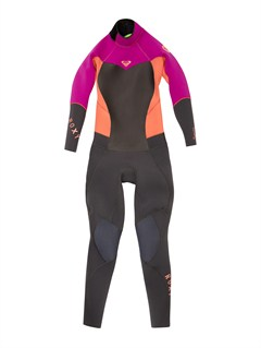 XPMKGirls 7- 4 High Light LS Rashguard by Roxy - FRT1