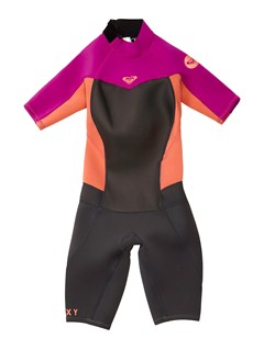 XPMKGirls 7- 4 Syncro 2MM Back Zip Springsuit by Roxy - FRT1