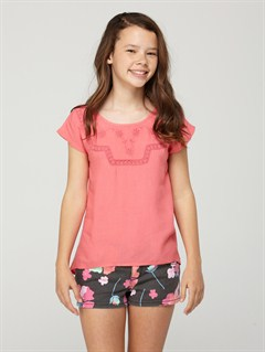 MLNGirls 7- 4 Calla Lily Top by Roxy - FRT1