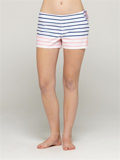WHTSmeaton Denim Print Shorts by Roxy - FRT1