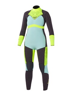 XKBYCypher 3/2 Chest Zip Wetsuit by Roxy - FRT1