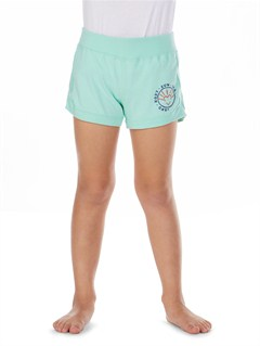 CBWGirls 2-6 Blue Bird Shorty Shorts by Roxy - FRT1