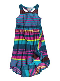 BSK3Girls 2-6 Wave Wonderer Sporty Onepiece by Roxy - FRT1