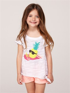 WHTGirls 2-6 Calm Shore Top by Roxy - FRT1