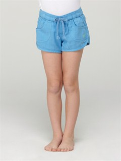 SCUGirls 2-6 June Bloom Shorts by Roxy - FRT1