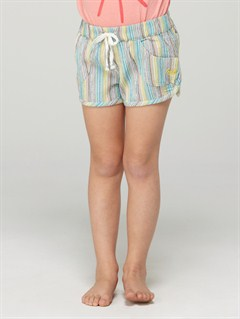 YBLGirls 2-6 Blaze Embroidered Shorts by Roxy - FRT1