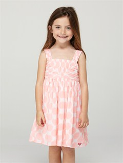 NRSGirls 2-6 Block Party Dress by Roxy - FRT1