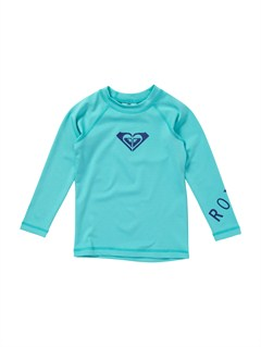 BJR0From Above Toddler SS Rashguard by Roxy - FRT1