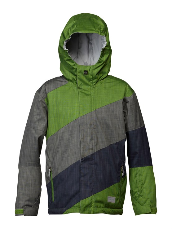 GRG0Edge  0K Youth Jacket by Quiksilver - FRT1