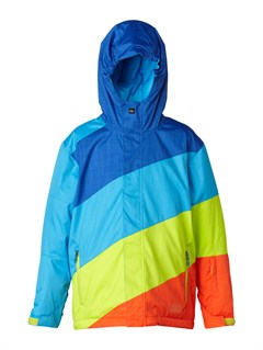 PRM0Mission  0K Youth Print Jacket by Quiksilver - FRT1