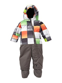 GNS1Baby Board Cycle Bodysuit by Quiksilver - FRT1