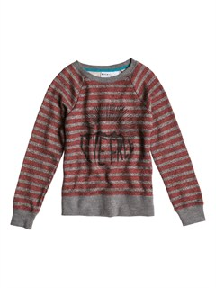 MKL6Girls 7- 4 Believe Printed B Sweater by Roxy - FRT1