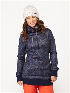 BTK2Torah Bright Fresh Fleece Hoodie by Roxy - FRT1