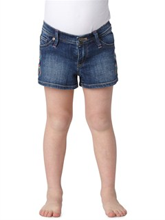 BFGWGirls 2-6 Lisy Embellished Shorts by Roxy - FRT1