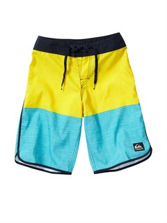 SREBOYS 8- 6 A LITTLE TUDE BOARDSHORTS by Quiksilver - FRT1