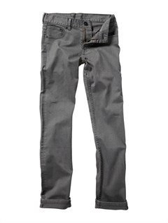 KPG0Boys 8- 6 Distortion Slim Pant by Quiksilver - FRT1