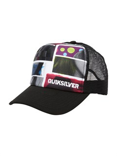 WHTBoys 8- 6 Boards Trucker Hat by Quiksilver - FRT1