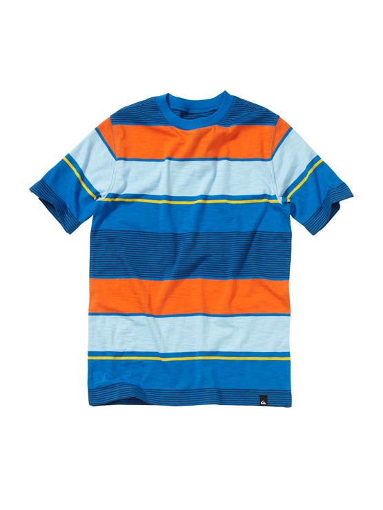 BLVBoys 8- 6 Haano Short Sleeve Shirt by Quiksilver - FRT1