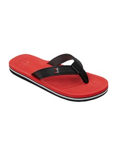 XRKSBoys 8- 6 Foundation Cush Sandals by Quiksilver - FRT1