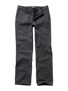 KVJHBoys 8- 6 Union Heather Pants by Quiksilver - FRT1