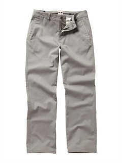SKTHBoys 8- 6 Union Heather Pants by Quiksilver - FRT1